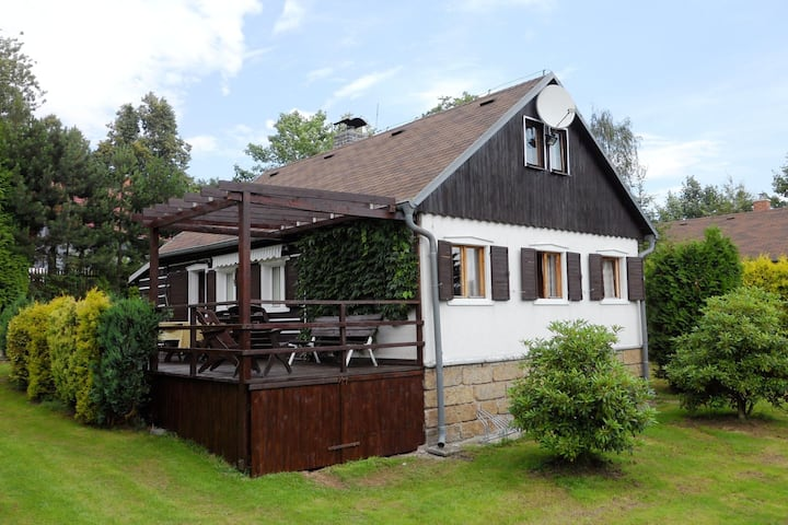 Espaciosa casa de campo en Polevsko cerca de la zona de esquí