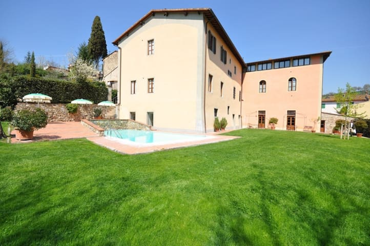 Palazzo a Greve - Palazzo a Greve b - Greve In Chianti - Apartemen