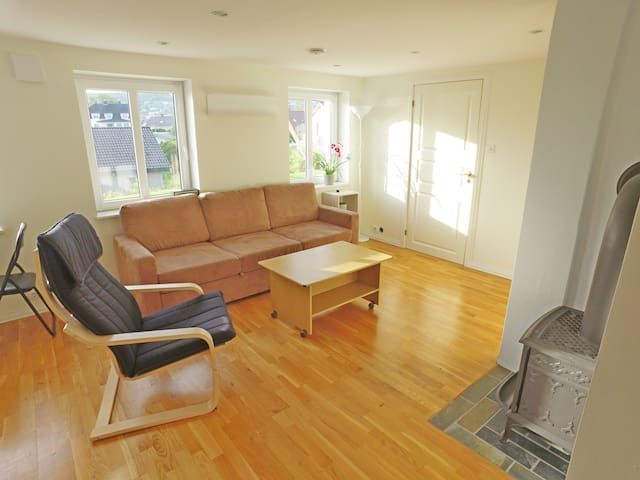 2-bedroom/Ulsteinvik cent. -ask  for monthly price