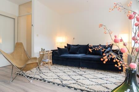 Bright design apartment close to City center - Amsterdam