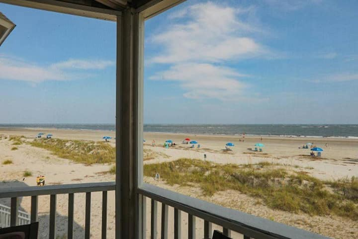 Port O'Call B 203, Direct Ocean View!