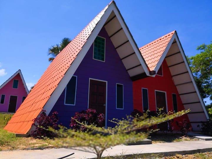 夢園度假村-雙人式浪漫小屋
