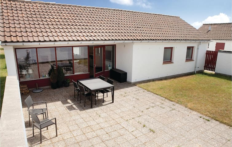 Holiday cottage with 2 bedrooms on 76m² in Pandrup