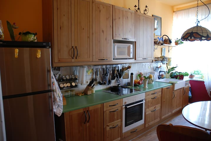 Cosy quiet essential room, best location, 16 sqm - München - Appartement