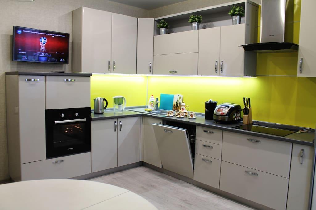 Кухня(kitchen)