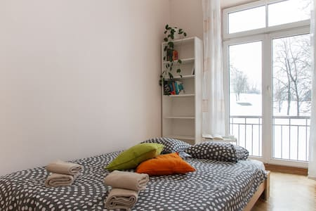 Cosy Room at Tauras Foothills in Vilnius Downtown - Vilnius