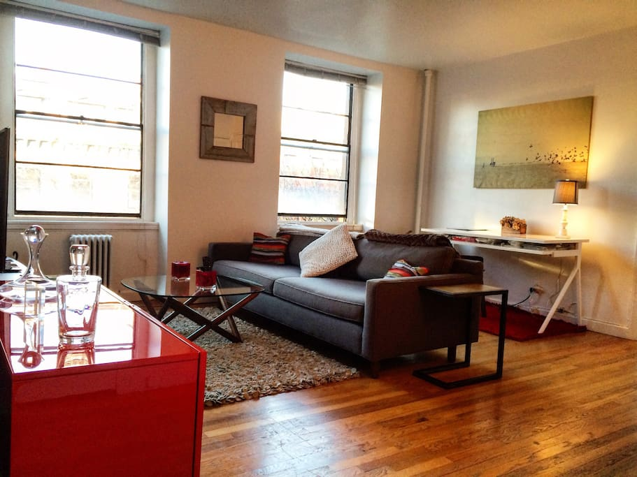 Sunny Charming Brooklyn 1 Bedroom Apartments For Rent In Brooklyn New York United States