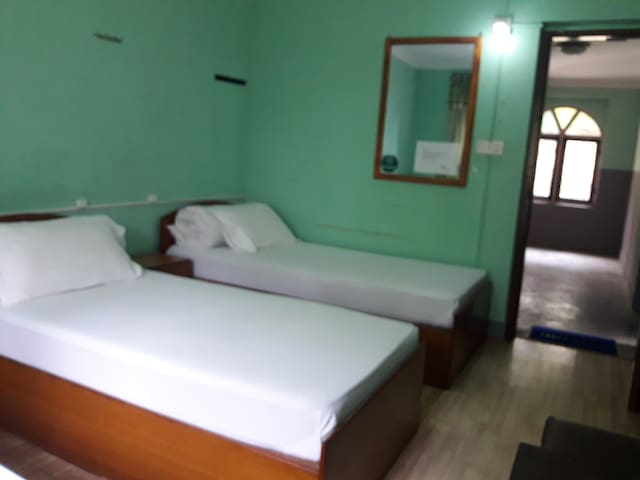 Hotel Mount Paradise (3 Beds's  with shared bath )