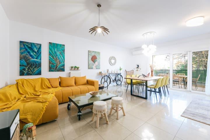 Grand lux apartment