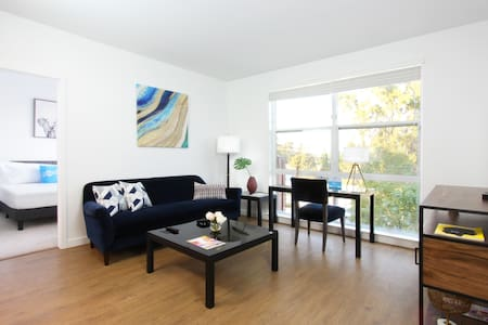 TRIBE ❤️ Deep Cleaned 🧽 New Comfy 2BR @ Sunnyvale