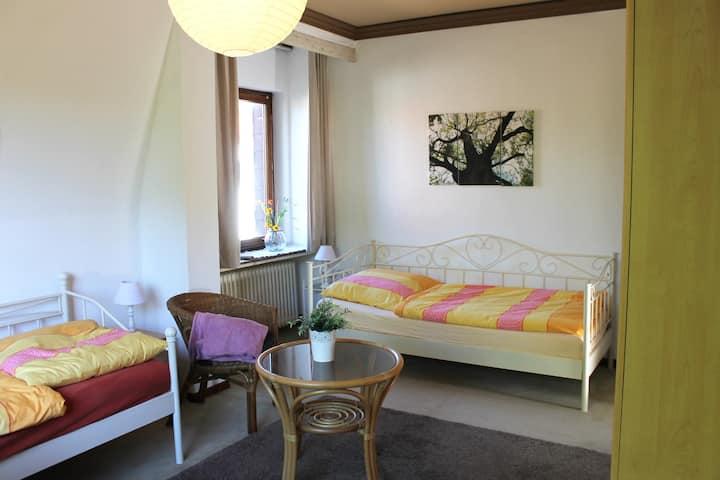 Zimmer Salon im Rabehaus in Bremerhaven