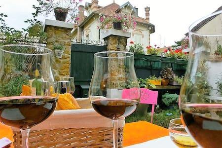 Идеально для семей с детьми и компаний друзей - Villennes-sur-Seine - Vendégház