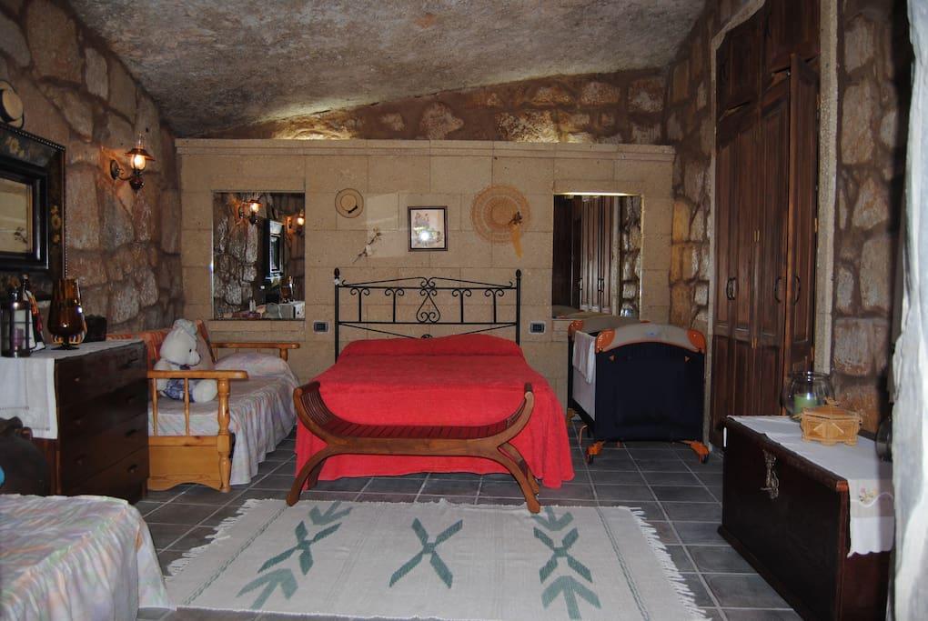 Dormitorio principal de matrimonio
