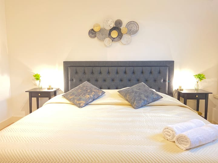 Private and clean accommodation in city center