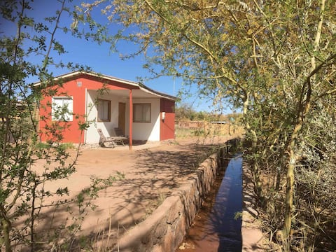 Casa de Campo San Pedro, Bungalow for 2 people