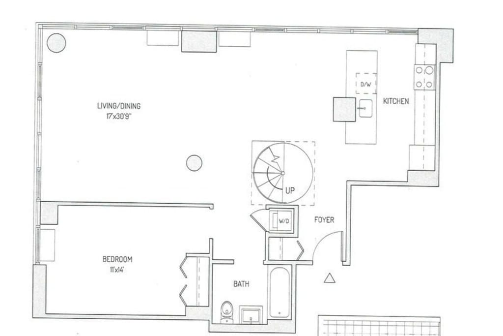 Floor plan...very spacious
