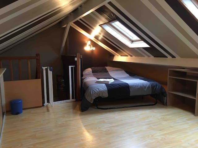 A nice room 1 - near old center of Lille