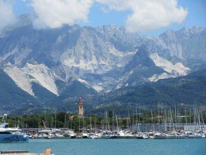 Casa-Toscana: strand&cultuur