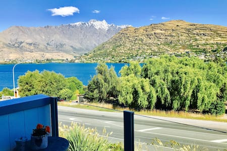 Remarkable view and lovely double bedroom - Queenstown - Apartamento