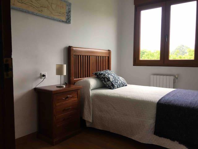 Dormitorio cama de 1,05