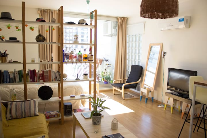 Perfect Cozy Studio Apt in Nuñez - Buenos Aires - Departamento