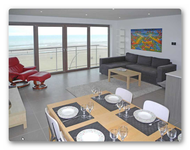 Appartement Front de mer - De Panne - De Panne - Apartment