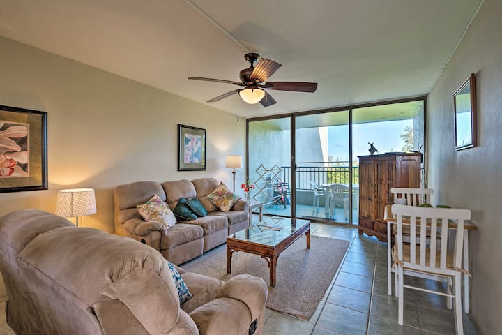 Hilo Condo w/Pool Steps from Carlsmith Beach Park!