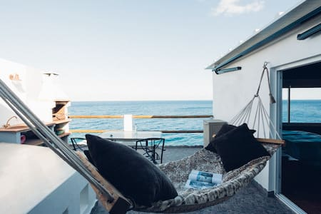Amazing ATTIC apartment ¨above¨ the Ocean - Santa Cruz de Tenerife