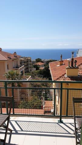 Appartement à Cap d'ail (près de Monaco) idéal !
