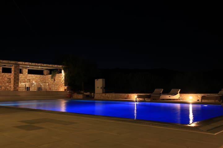 Santa Maria Dream Villa, Paros - Santa Maria - Vila