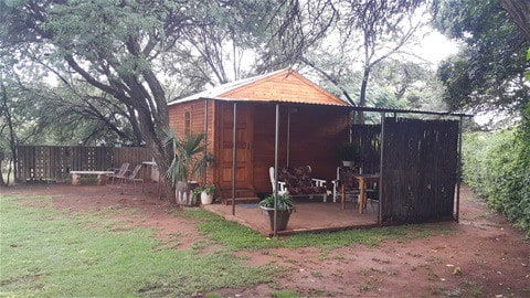 Kameel Rust and Vrede Cabin