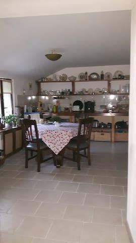 mon reve - Fontenoy-le-Château - Bed & Breakfast