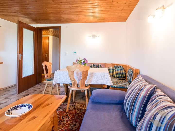 Ferienwohnung Müller, (Bad Herrenalb), Ferienwohnung, 50 qm, 1 Schlafzimmer, 1 Wohn-/Schlafzimmer, max. 4 Personen