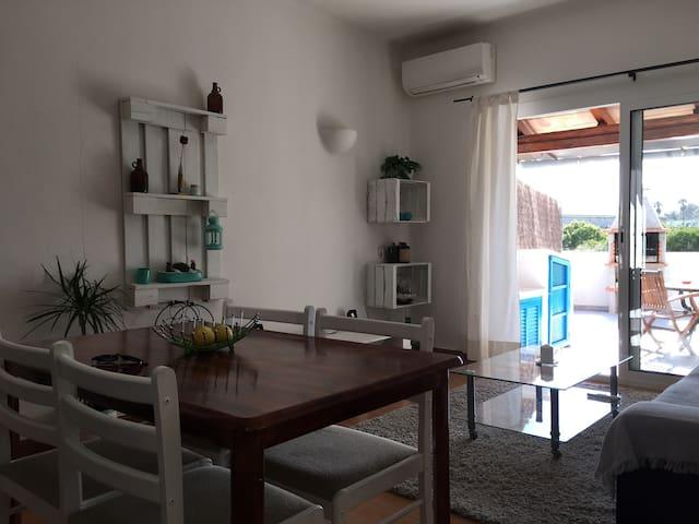 Apartamento planta baja con piscina y barbacoa!! - Pollença - Appartement