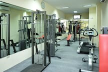 Free access to Gym