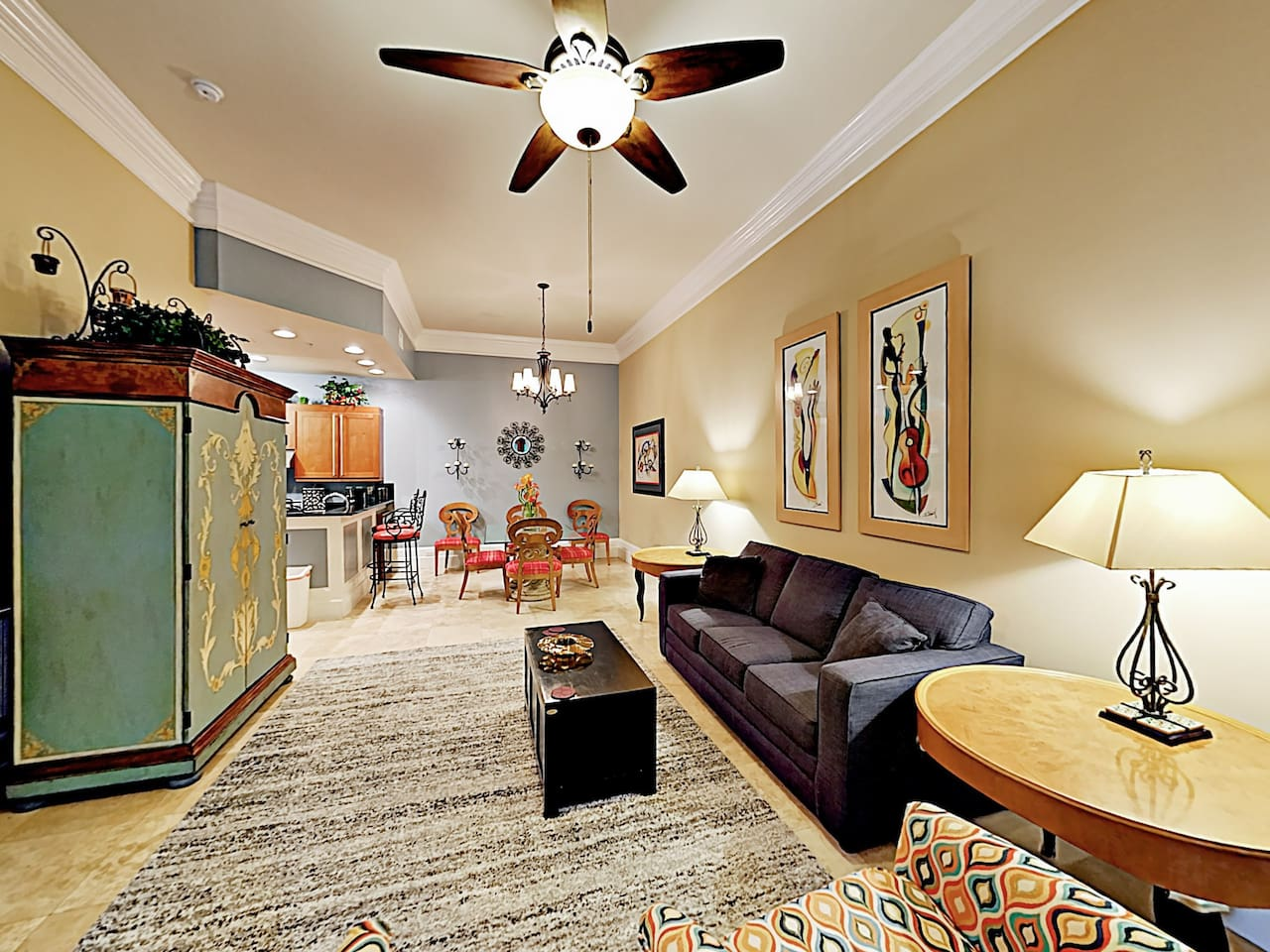 Welcome to Miramar Beach! This townhome is professionally managed by TurnKey Vacation Rentals.