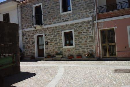La casa di Serafino - Triei