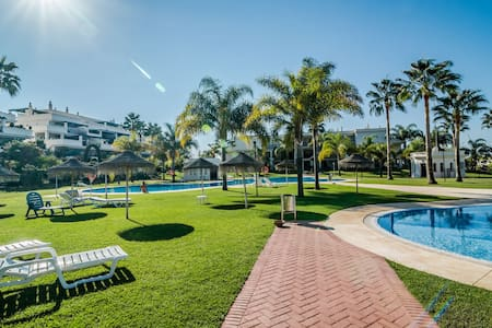 2 bed apartment in fantastic urbanisation-LCR5 - Marbella - Daire