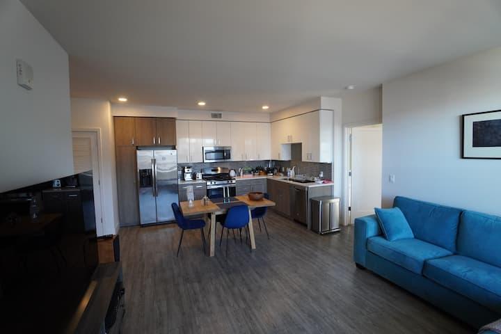 Brand New 2 BR 2 BA Apartment in Menlo Park
