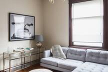 Schoolhouse Hill Living Room