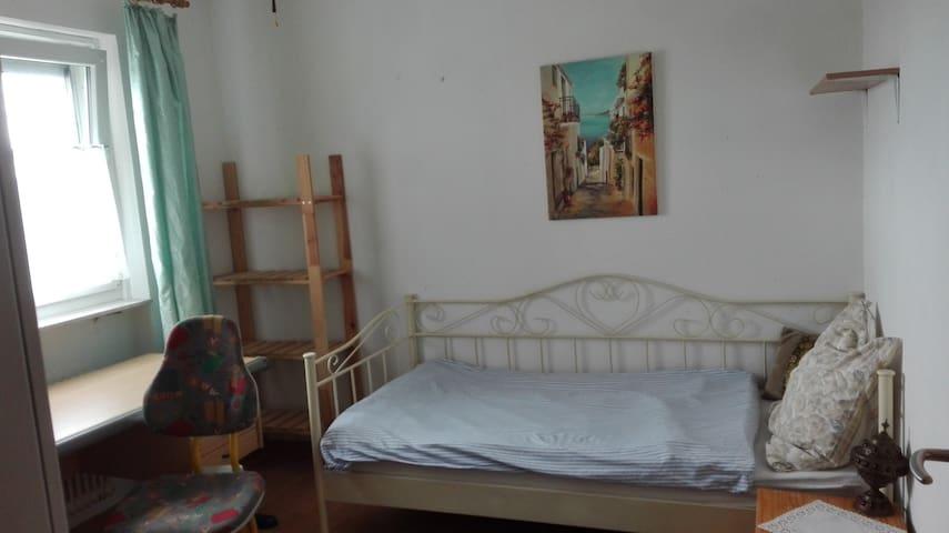 Einzelzimmer mit Beistellbett für Frauen