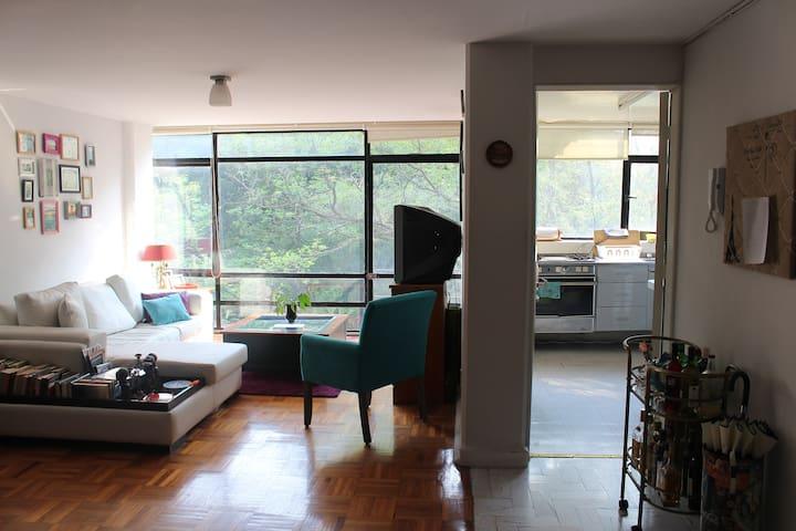 Great Room in the Best Area of La Condesa - Cidade do México - Apartamento