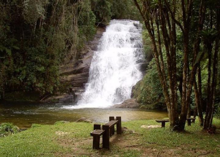 Cachoeira Sete Quedas - Aberta- Melhor de Bananal