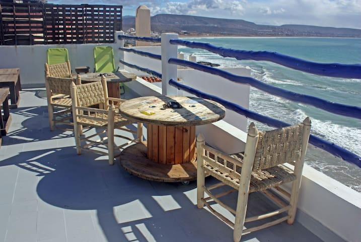 oceana surfcamps - Taghazout - Villa