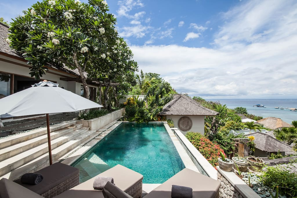 Private pool Villa Ganesh @bersantai_villas