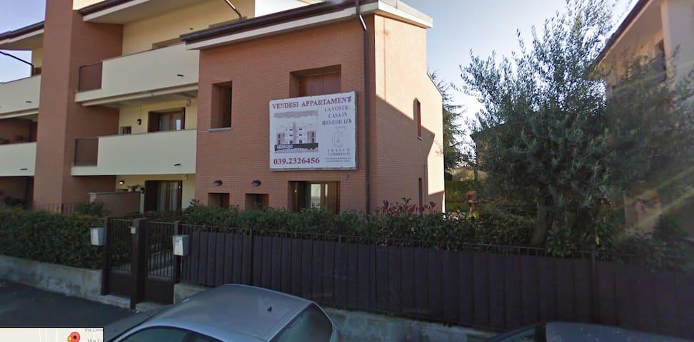 Appartamento con giardino in Brianza - Seregno