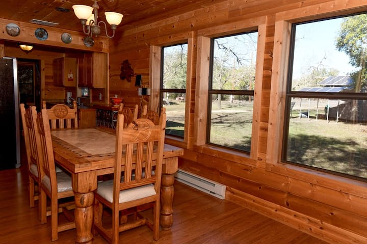 Cypress Hollow Family Cabin