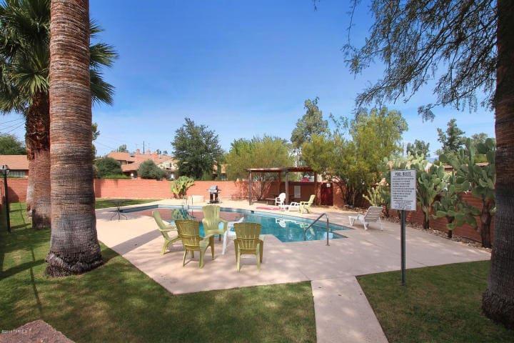 Pet Friendly Condo in MidTown Tucson w/ Pool!