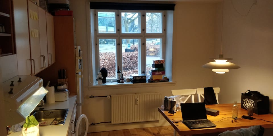 Enter the Mansion - Apartment 25 min from Cph