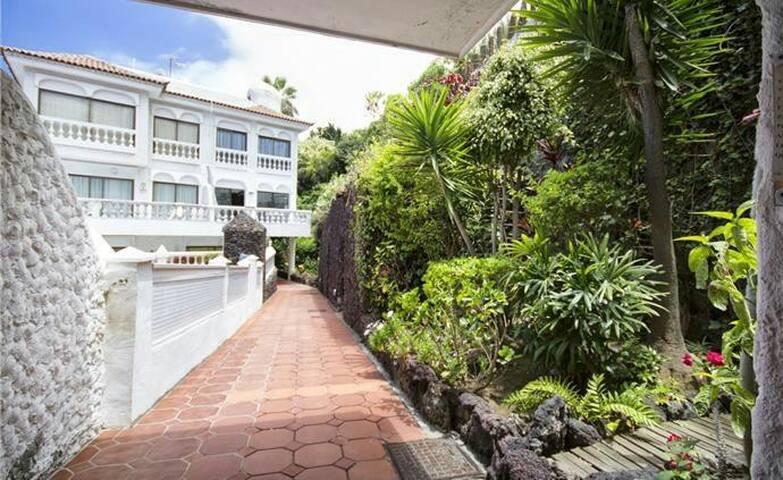 Modern flat with amazing views - Puerto de la Cruz - Apartemen